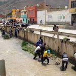 Minam promueve acciones de sensibilización, educación y limpieza de ríos al interior del país