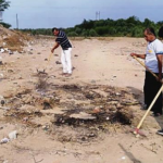 Piura: Capacitan a brigadas comunales para evitar y controlar incendios forestales