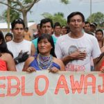 Awajunes saludan intervención de FF.AA. en Cenepa y demandan parar invasiones de mineros ilegales