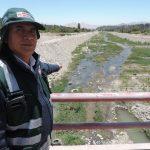 Moquegua: Coordinan inicio de obras de protección en sectores críticos del río Tumilaca