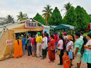 Vraem: Desarrollan atención intercultural a comunidad nativa Sonoromo