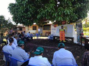 Junín: Formaron expertos en buenas prácticas agrícolas