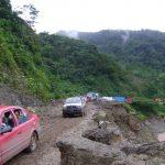 Huánuco: Realizan trabajos en carretera Federico Basadre para recuperar tránsito vehicular