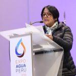 """Viceministra del Ambiente: """"Gestión del agua está enmarcada en adecuada gestión de residuos sólidos"""""""