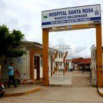 Empezarán construcción de hospitales en Madre de Dios
