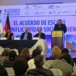Acuerdo de Escazú: Tema central en foro sobre conflictos socioambientales