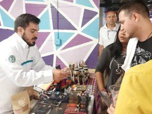 Cacaoteros huanuqueños exhibieron sus mejores productos en feria realizada en Miami