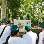 Cacaoteros madrediosinos fortalecen capacidades empresariales en pasantías