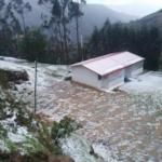 Evalúan daños tras registrarse granizadas en Huánuco
