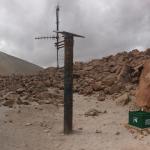 Prosigue instalación de instrumentación geofísica en volcanes activos