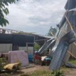 Fuertes vientos ocasionaron daños en San Martín, Áncash y Huánuco