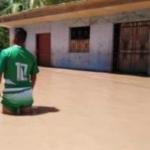 San Martín: Ayudan a familias afectadas por desastres naturales