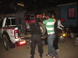 Condenan a receptores de motos robadas en Puerto Maldonado