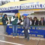 Entregan 179 licencias de uso de agua en el Cusco