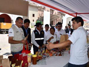 Expovraem Ayacucho 2019 habrió sus puertas al público