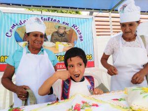 San Martín: Realizan festival gastronómico en prevención de la anemia