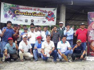 San Martín: Buscan aumentar producción cacaotera con pasantías
