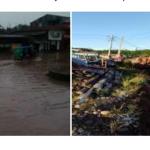 Huánuco: Culminan limpieza de viviendas afectadas por lluvias en Puerto Inca