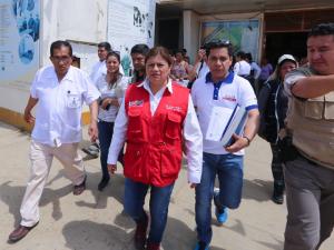 Madre de Dios: Minsa refuerza atención a pacientes afectados por el dengue