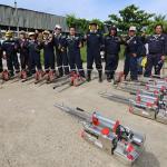 Batallón de fumigadores combaten el dengue en Madre de Dios