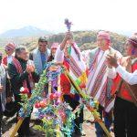 Lanzan campaña de siembra de pastos en Cusco