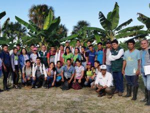 Loreto: Previenen ingreso de hongo Fusarium Raza 4