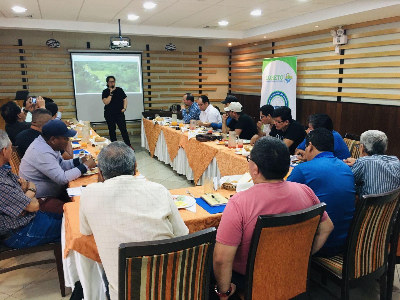 Iquitos: Debaten sobre realidad del sector forestal - INFOREGION