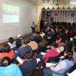 Junín: Realizan capacitación en certificación de productos agroecológicos