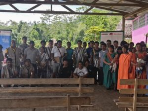 Inician trabajos de titulación en comunidades de Junín