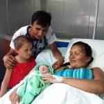 Loreto: Promueven lactancia materna en nacimientos a bordo de las PIAS