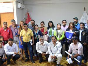 Madre de Dios: Capacitan a periodistas sobre uso de suelos en el desarrollo agrario en La Pampa