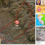 Ayacucho: Controlan incendio forestal en el distrito de Huamanguilla