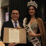 Miss Perú 2019 es la embajadora de la Marca Vicuña Perú