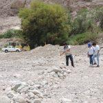 Moquegua: Realizan trabajos de prevención en río Tumilaca