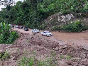 San Martín: Advierten riesgo de demora en mantenimiento de carretera