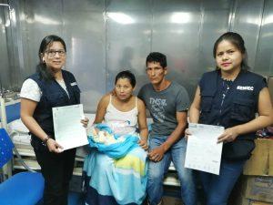 Previenen anemia en recién nacidos de Loreto