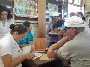 Madre de Dios: Realizan acción cívica en Shiringayoc