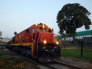 MTC fiscaliza el ferrocarril Huancayo – Huancavelica