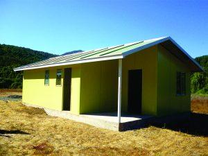 Ventajas del uso de paneles aislantes en la construcción de una vivienda