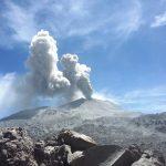Arequipa: Actividad del volcán Sabancaya continúa disminuyendo
