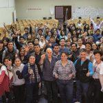 Organizan encuentro de gestión de cambio climático para jóvenes