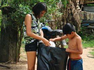Madre de Dios: Realizan jornadas de limpieza de criaderos de zancudo