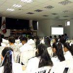 Madre de Dios: Escolares commemoran 30 aniversario de Convención sobre los Derechos del Niño