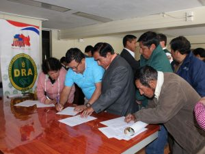Dirección de Agricultura de Junín integra Mesa Técnica de la Palta