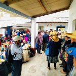 Entregan títulos a 3000 pobladores rurales en Cajamarca