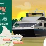 Un nuevo ferry, que se construye en España, recorrerá el río Amazonas