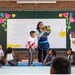 Talentos de Beca 18 popularizan el quechua y el aimara en colegios de Lima