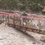 Macchu Picchu: Cierran puente tras crecida del río Vilcanota