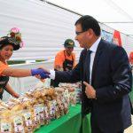 Gran Agroferia del Minagri convoca a más de 100 productores rurales