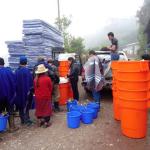 La Libertad: Ayuda humanitaria para afectados por lluvias en Longotea